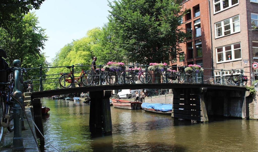 Bridge 102 Amsterdam
