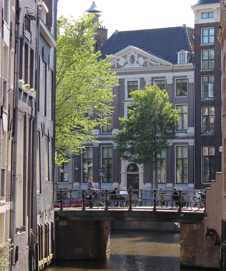 Bridge 27 Amsterdam