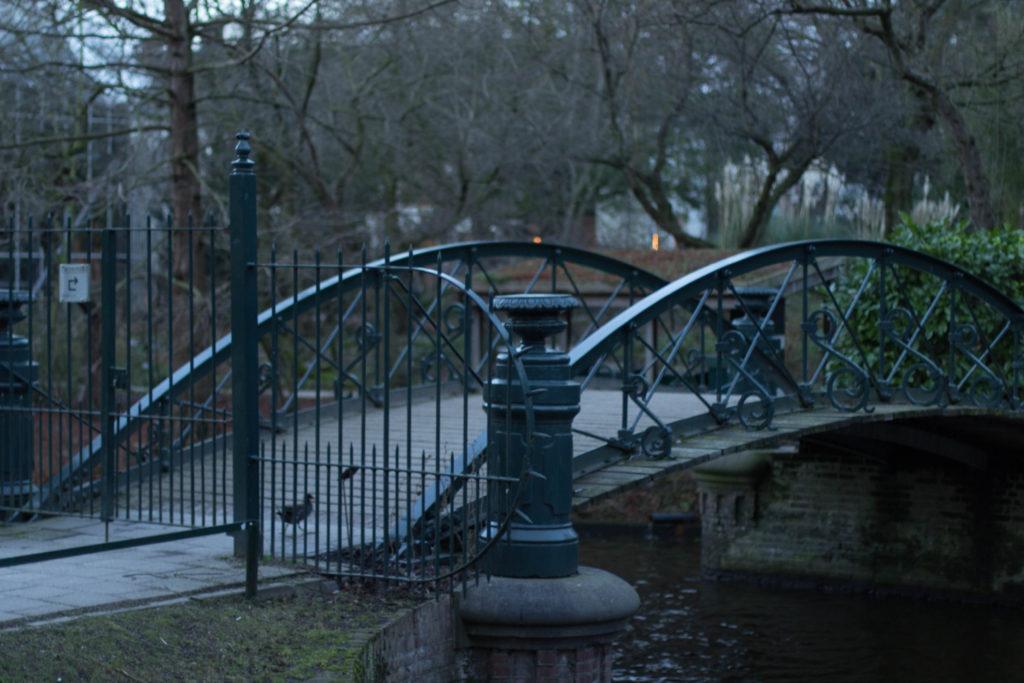 Bridge 232. Copyright Bridges of Amsterdam (James Walker)