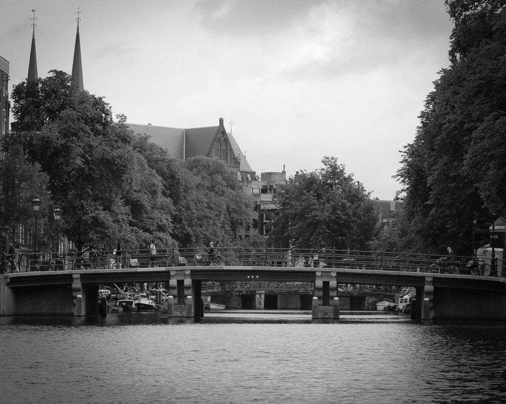 Bridge 5, Amsterdam