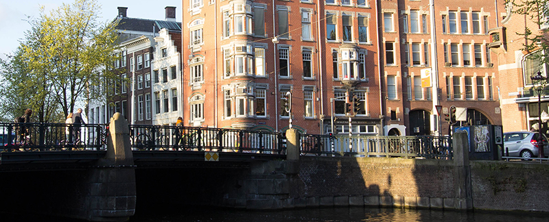 Bridge 106. Copyright: Bridges of Amsterdam (James Walker)