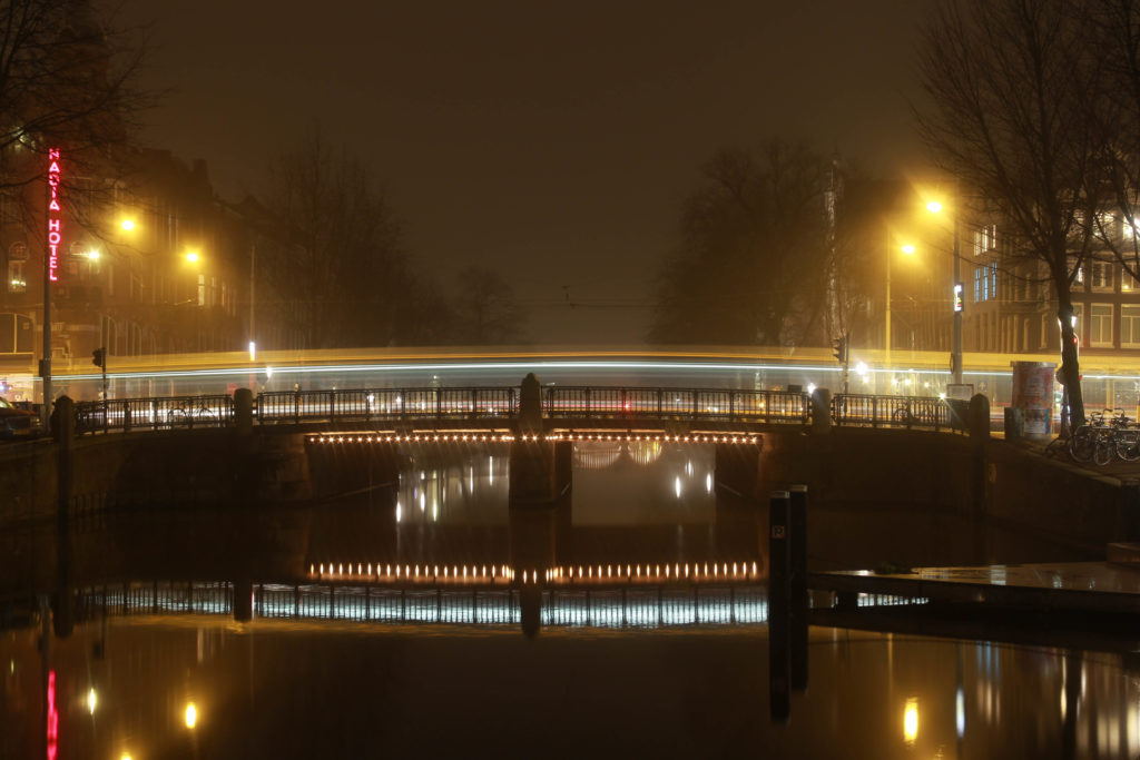 Bridge 106. Copyright: Bridges of Amsterdam (Luke Walker)