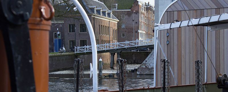 Scheepvaartmuseum. Copyright: Bridges of Amsterdam (James Walker)