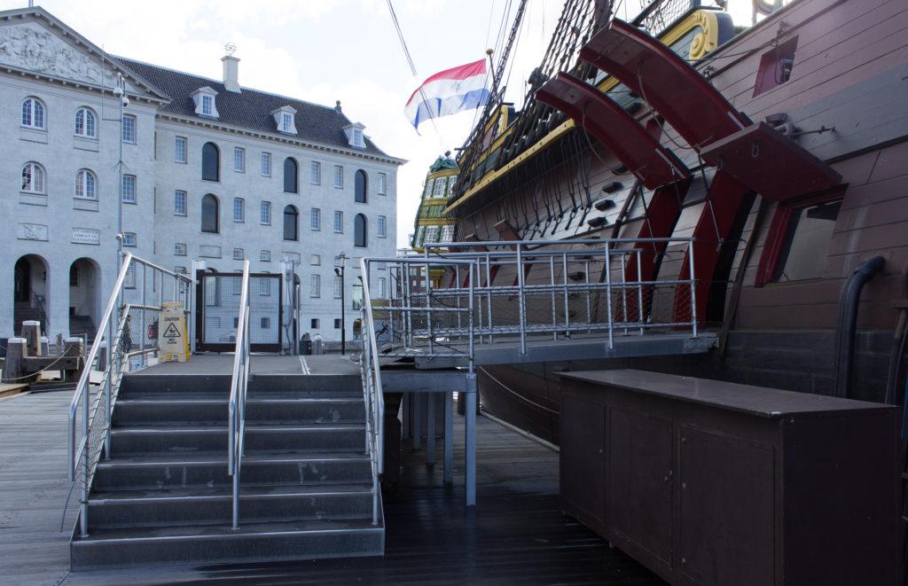 Scheepvaartmuseum, Ship Bridge 1