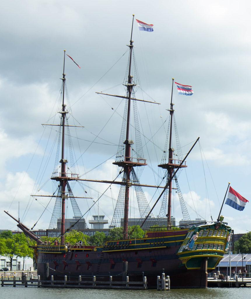 Scheepvaartmuseum, The Amsterdam