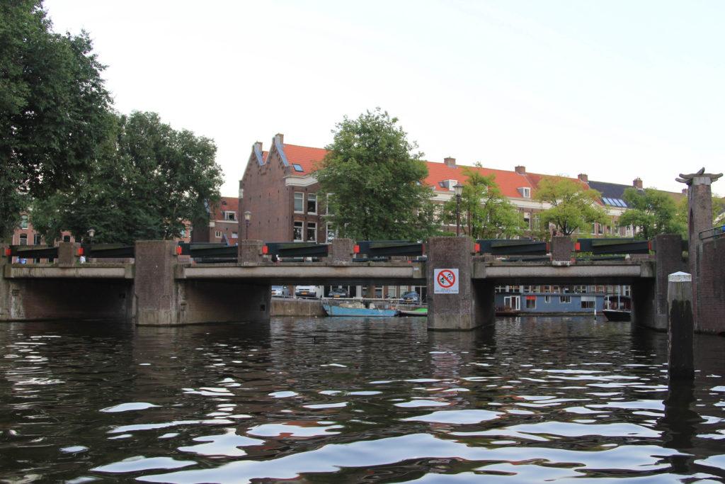 Bridge 150. Copyright: Bridges of Amsterdam (Luke Walker)