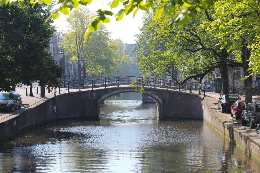 Bridge 73. Copyright: Bridges of Amsterdam (James Walker)