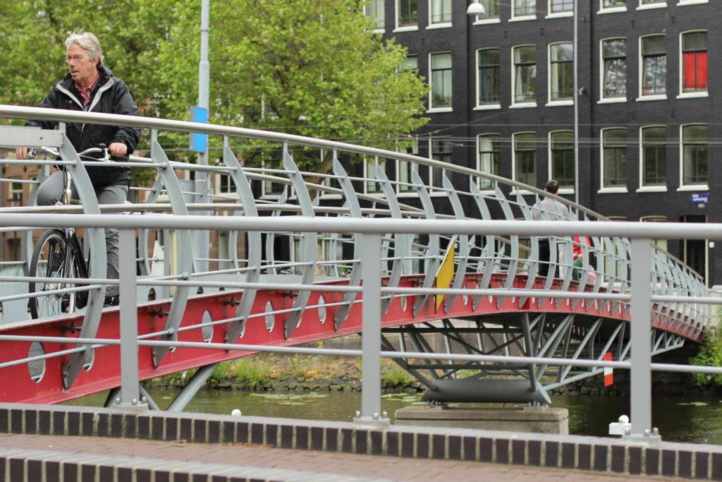 Bridge 1957. Copyright: Bridges of Amsterdam (James Walker)