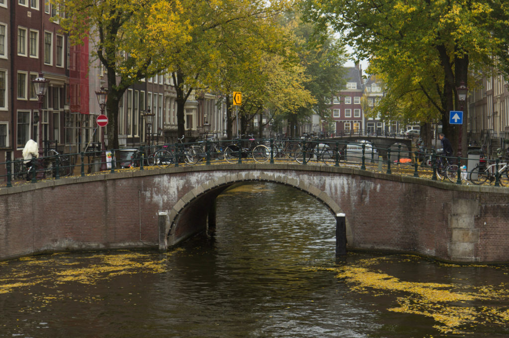 Bridge 35. Copyright: Bridges of Amsterdam (James Walker)