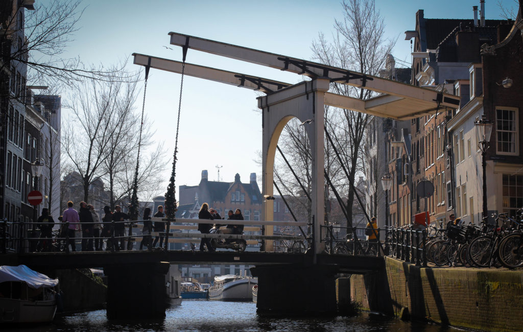 Bridge 227. Copyright: Bridges of Amsterdam (James Walker)