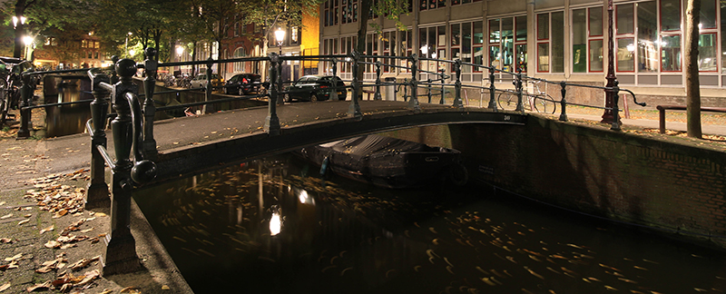 Bridge 294. Copyright: Bridges of Amsterdam (Luke Walker)
