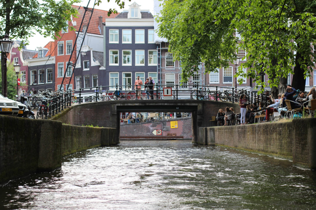 Bridge 62. Copyright: Bridges of Amsterdam (James Walker)